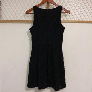 Banana Republic Dresses - BANANA REPUBLIC Women's Flower Lace Black Dress